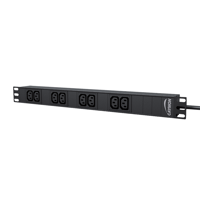 "PSR108E - 19"" power distribution unit - 8x IEC C13 socket"
