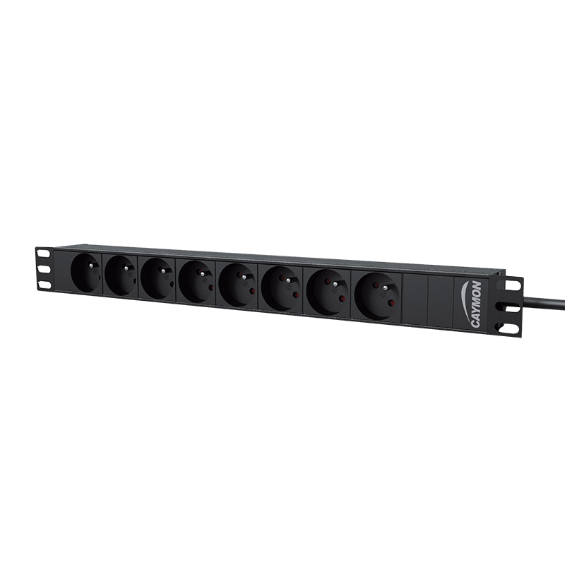 "PSR108F - 19"" power distribution unit - 8x French socket"