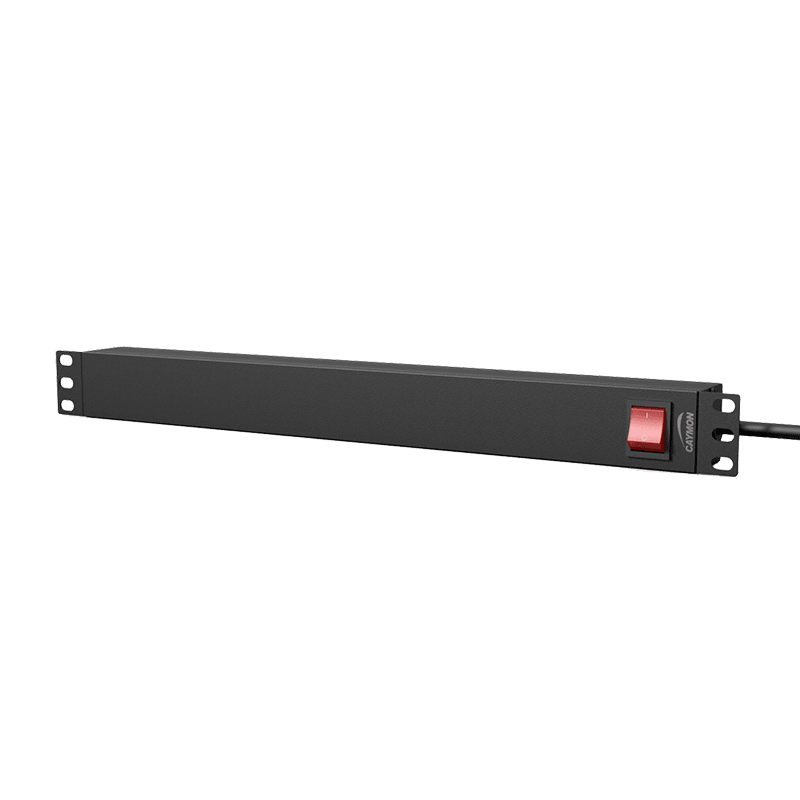 "PSR119ES - 19"" power distribution unit - 9 x IEC C13 sockets + rear switch"