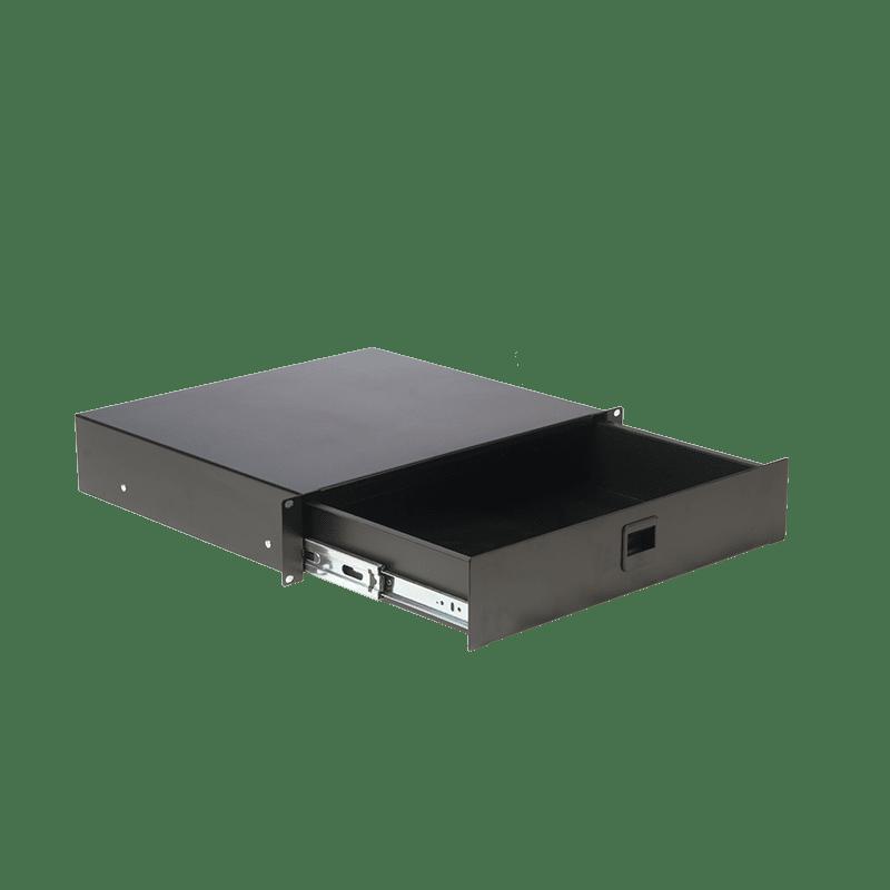 "RD212 - 19"" rack drawer - 2 unit"