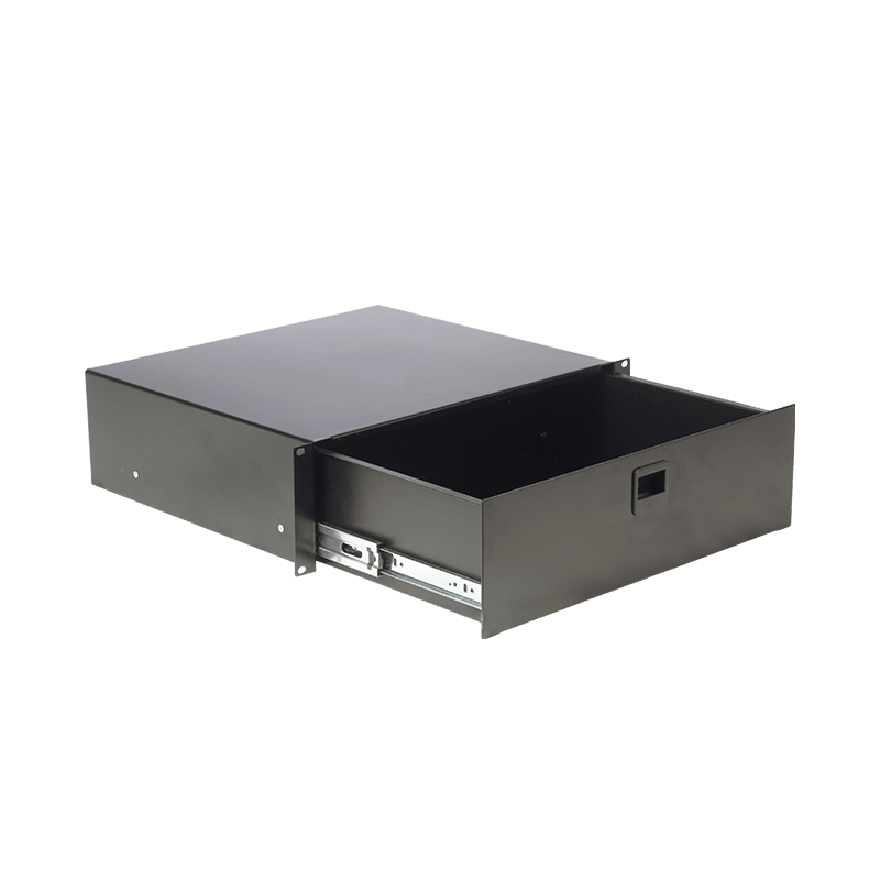 "RD312 - 19"" rack drawer - 3 unit"