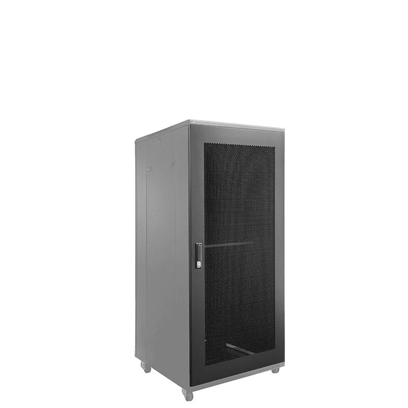 SPR27GL - Perforated grill door for 27HE SPR rack cabinet