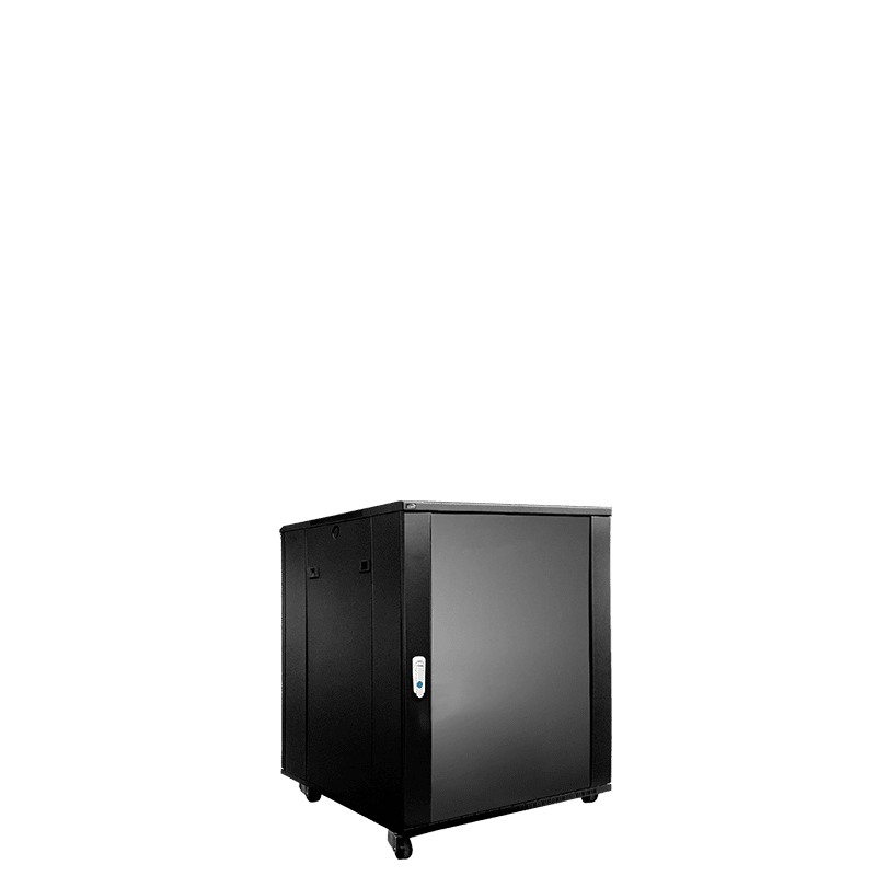 "SPR612 - 19"" rack cabinet - 12 units - 600mm W x 600mm D"