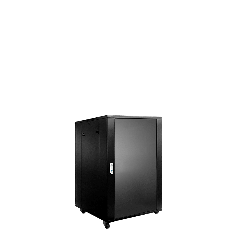 "SPR618 - 19"" rack cabinet - 18 units - 600mm depth"