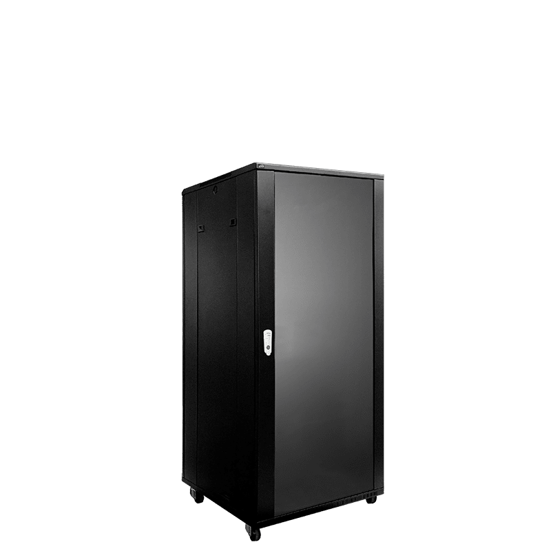 "SPR627 - 19"" rack cabinet - 27 units - 600mm depth"