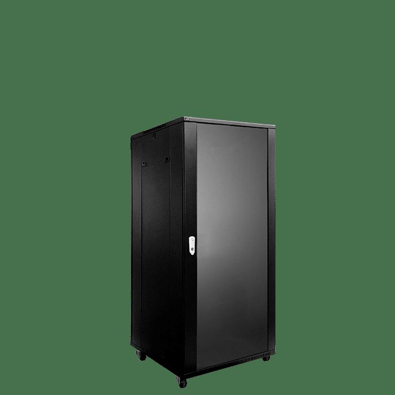 "SPR627 - 19"" rack cabinet - 27 units - 600mm W x 600mm D"