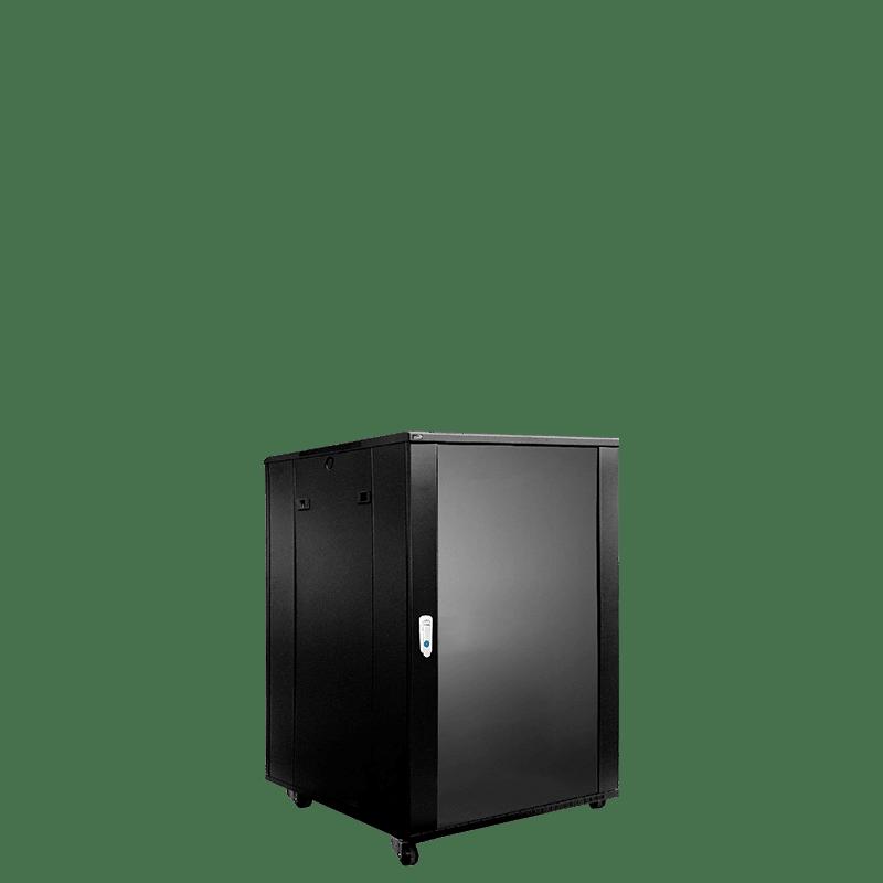 "SPR818 - 19"" rack cabinet - 18 units - 600mm W x 800mm D"