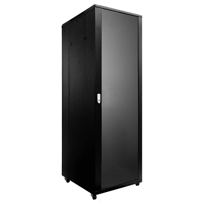 "SPR842 - 19"" rack cabinet - 42 units - 600mm W x 800mm D"