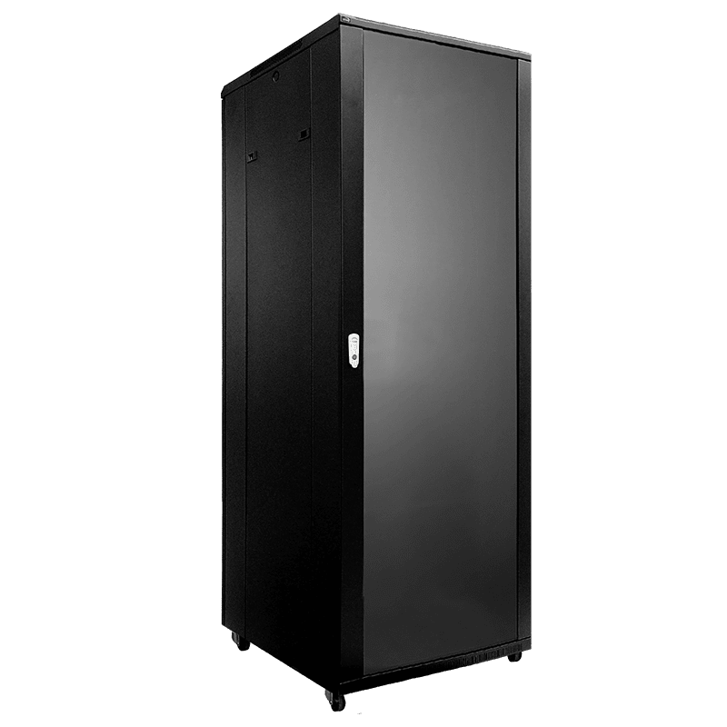 "SPR8842 - 19"" rack cabinet - 42 units - 800mm W x 800mm D"