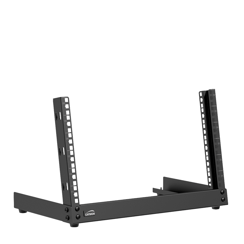 TPR306 - Desktop open frame rack - 6 units