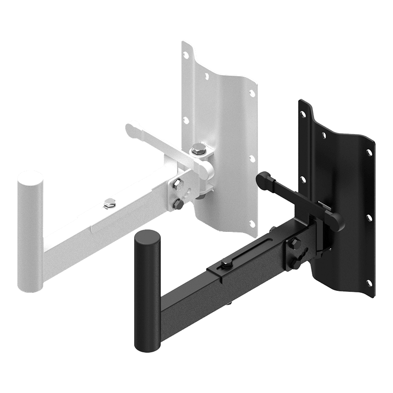 WLB35 - Speaker wall mount bracket - 35mm pole - 350mm