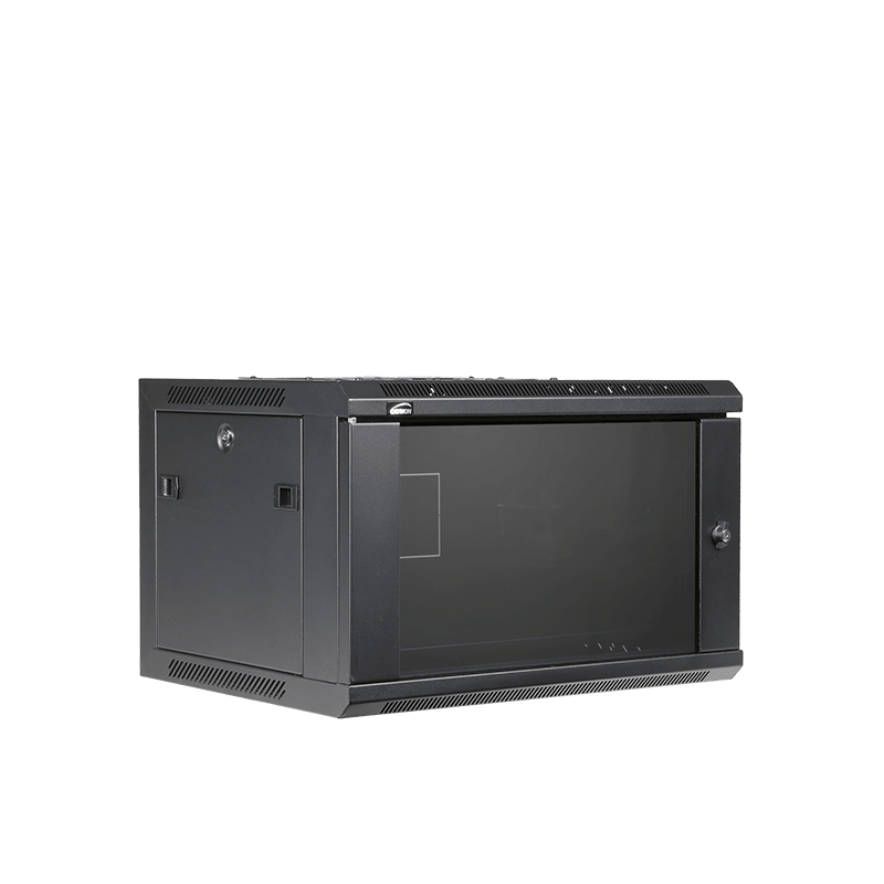 "WPR406 - 19"" wall mount rack - 6 units - 450mm depth"