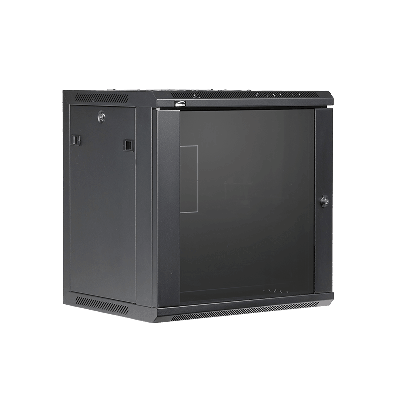 "WPR412 - 19"" wall mount rack - 12 units - 450mm depth"