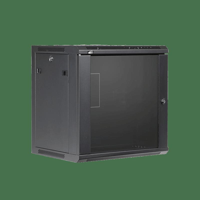 "WPR412 - 19"" wall mount rack - 12 units - 450mm depth"