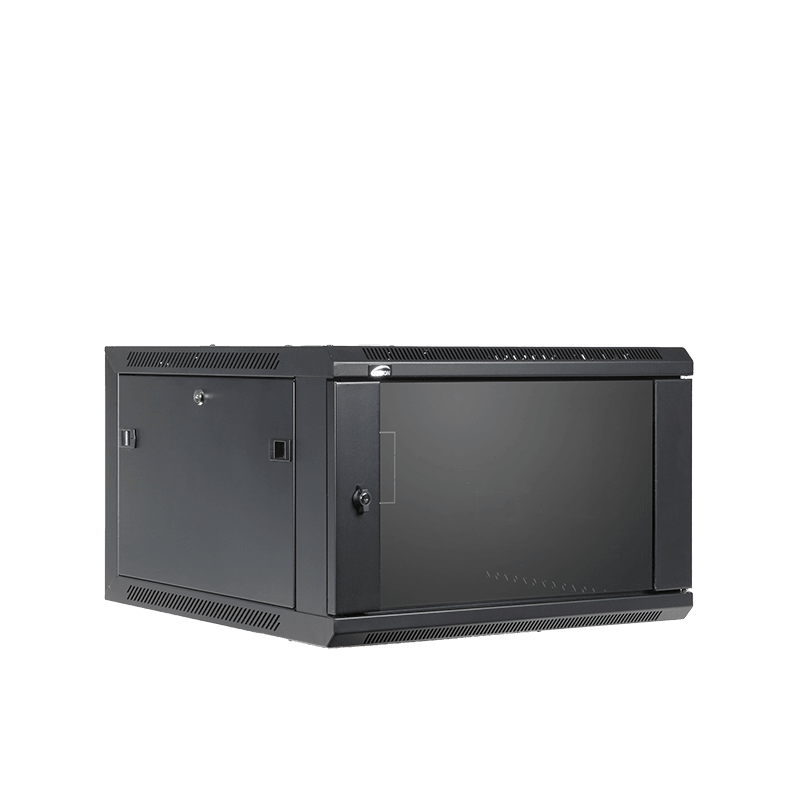 "WPR606 - 19"" wall mount rack - 6 units - 600mm depth"