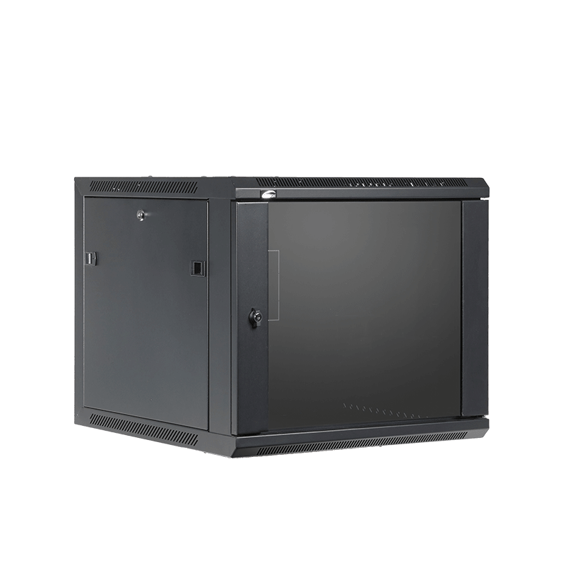 "WPR609 - 19"" wall mount rack - 9 units - 600mm depth"