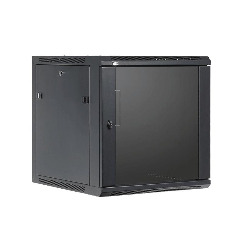 "WPR612 - 19"" wall mount rack - 12 units - 600mm depth"
