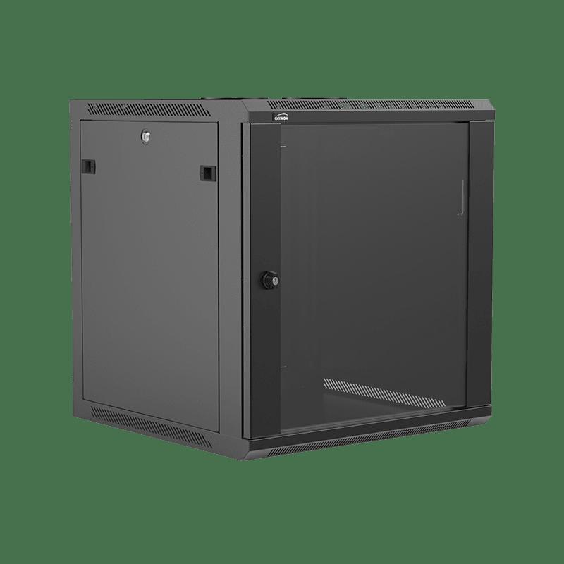 "WPR612R - 19"" wall mount rack - 12 units - 600mm depth - Removable back"