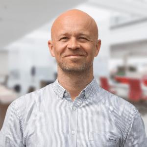 Bjorn Starfelt, CEO Starfelt, Sweden