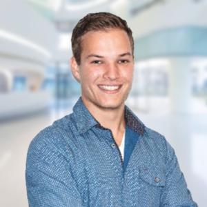 Dominic Van der Heiden, Managing Director AudioBizz, the Netherlands