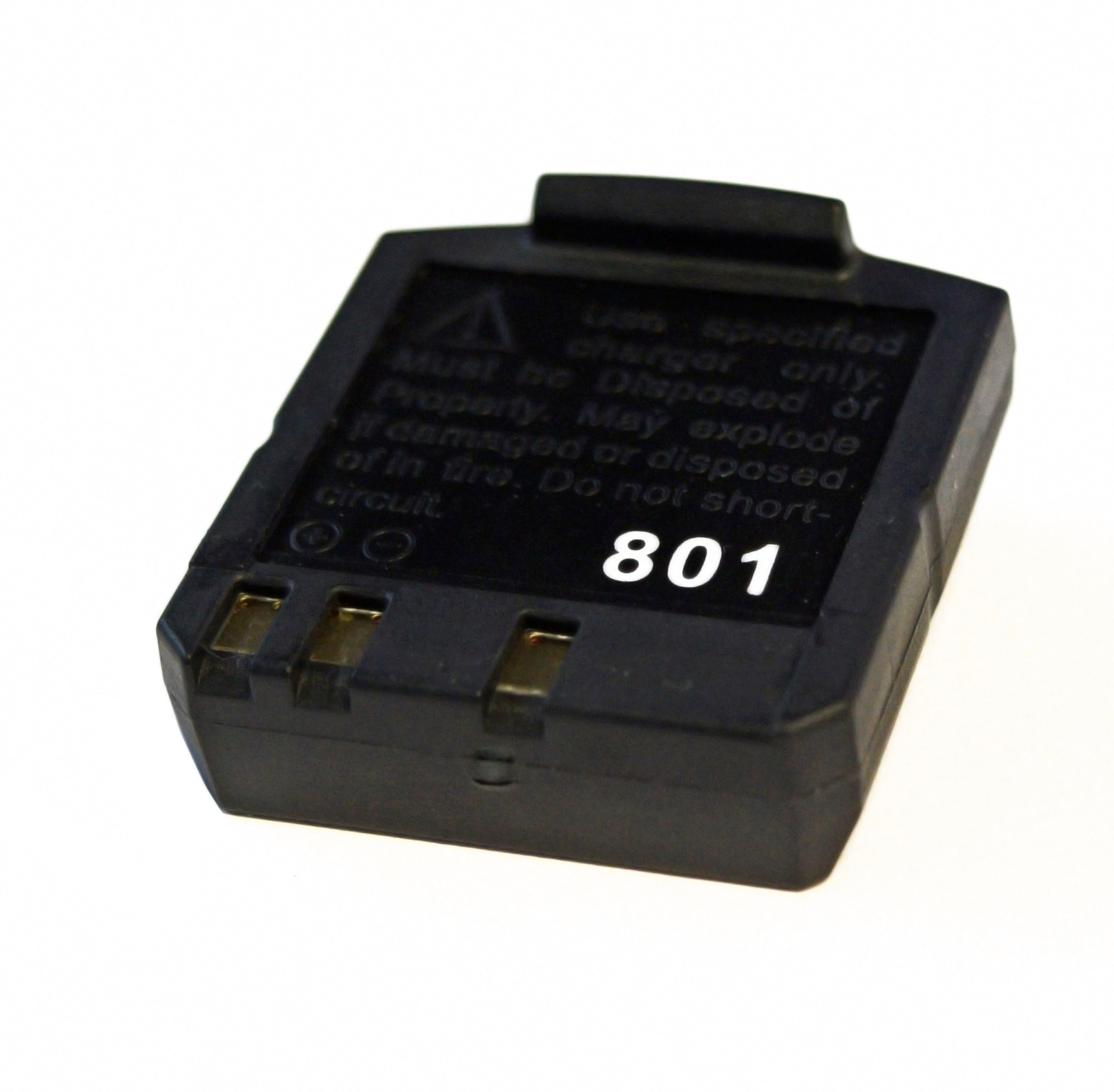 BATT-RXU - Battery for RF Underchin Receiver