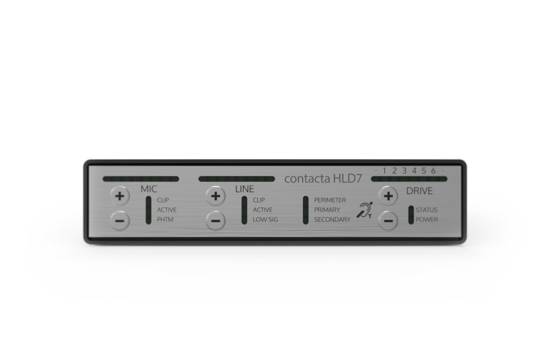 HLD7 - Loop driver 6A RMS, 15V RMS