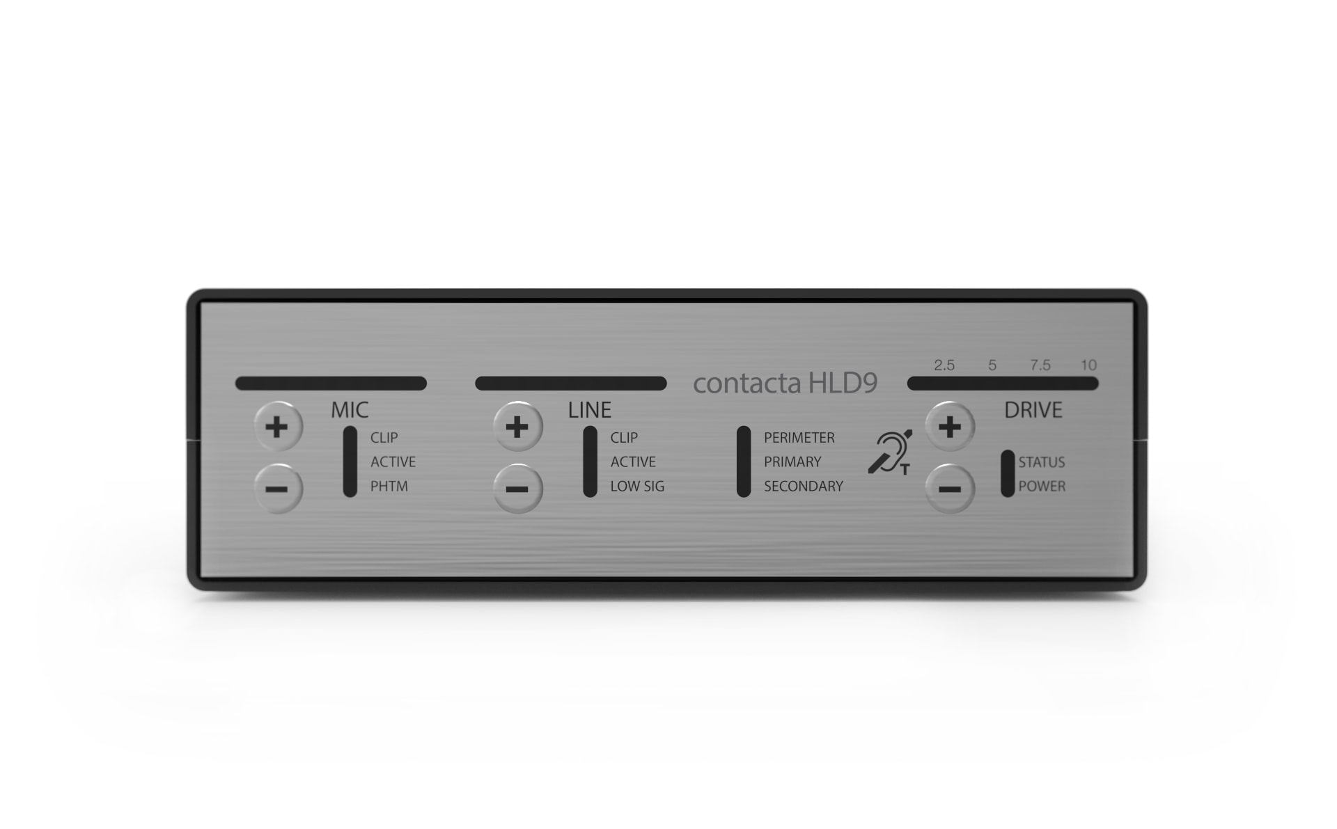 HLD9 - Loop driver 6A RMS, 15V RMS