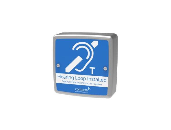 IL-EL42-PB - Hearing Loop for Door Entry Systems