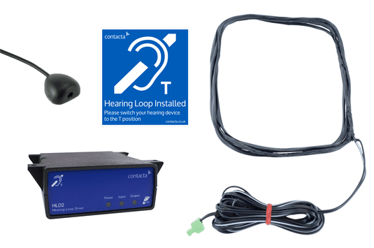 IL-K200 - Under the Counter Loop System