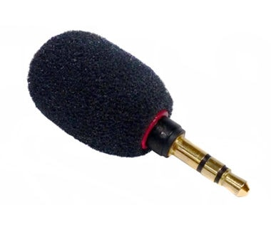 RF-TX1-PM - Microphone for Portable RF Transmitter
