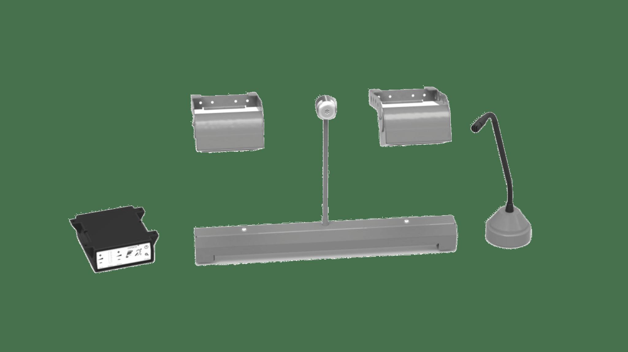 STS-K015-01 - Overhead speaker kit