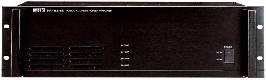 PA9312 - Power amplifier 120w 100v