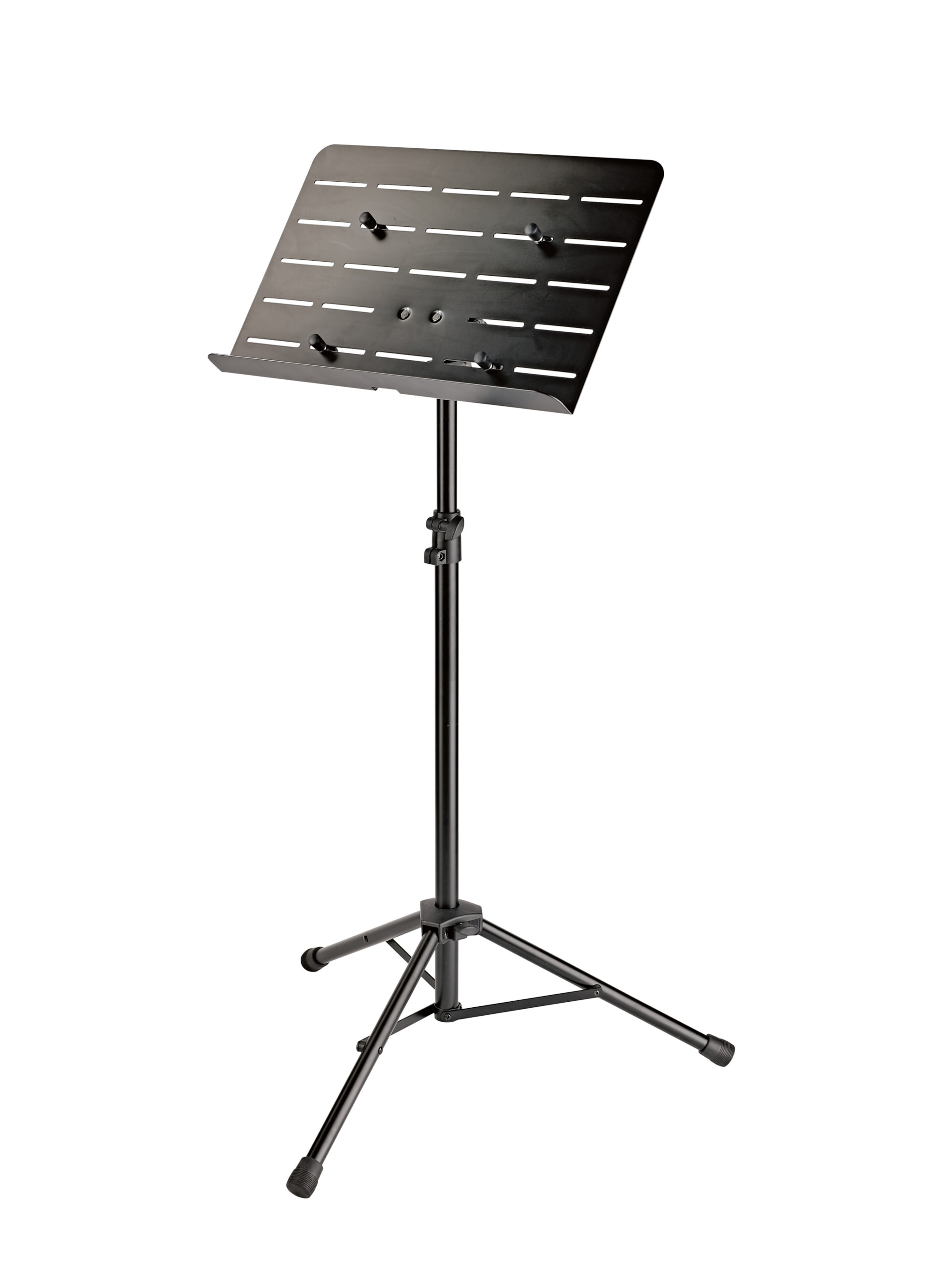 KM11965 - Orchestra music stand with tablet holder