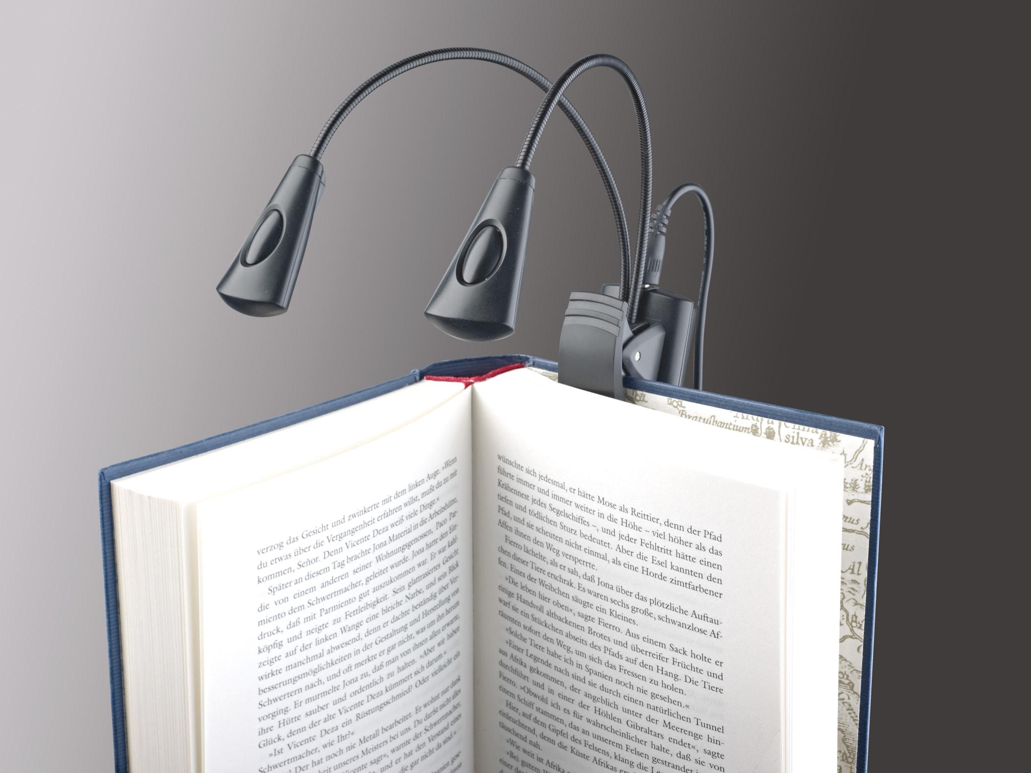 KM12245 - Music stand light »Double4 LED FlexLight« Set