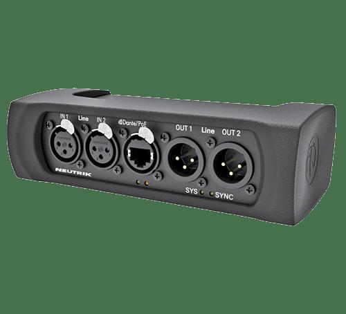 NA2-IO-DLINE - Line I/O to Dante™ Interface