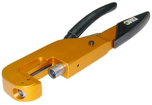 HX-BNC - Crimp tool, frame