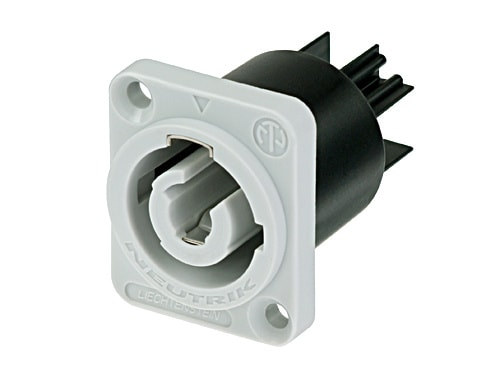 NAC3MPB - Chassis connector, power-out