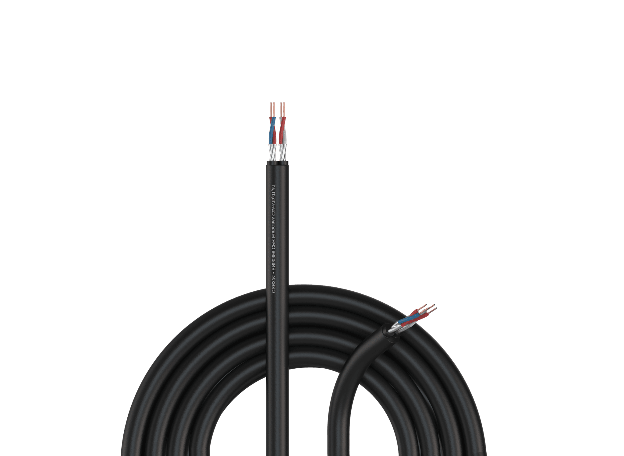 Analog signal cables -