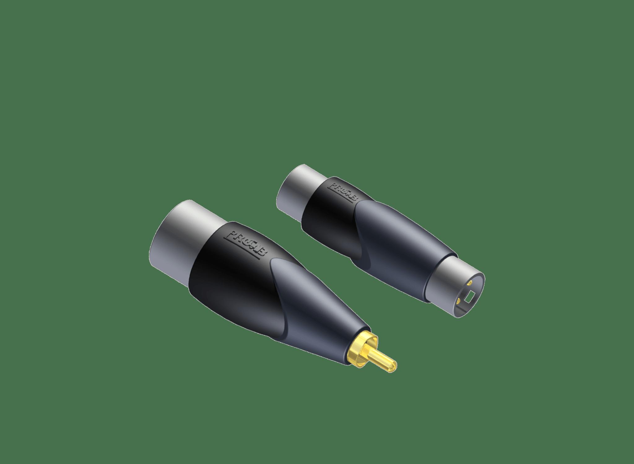 XLR adaptors -