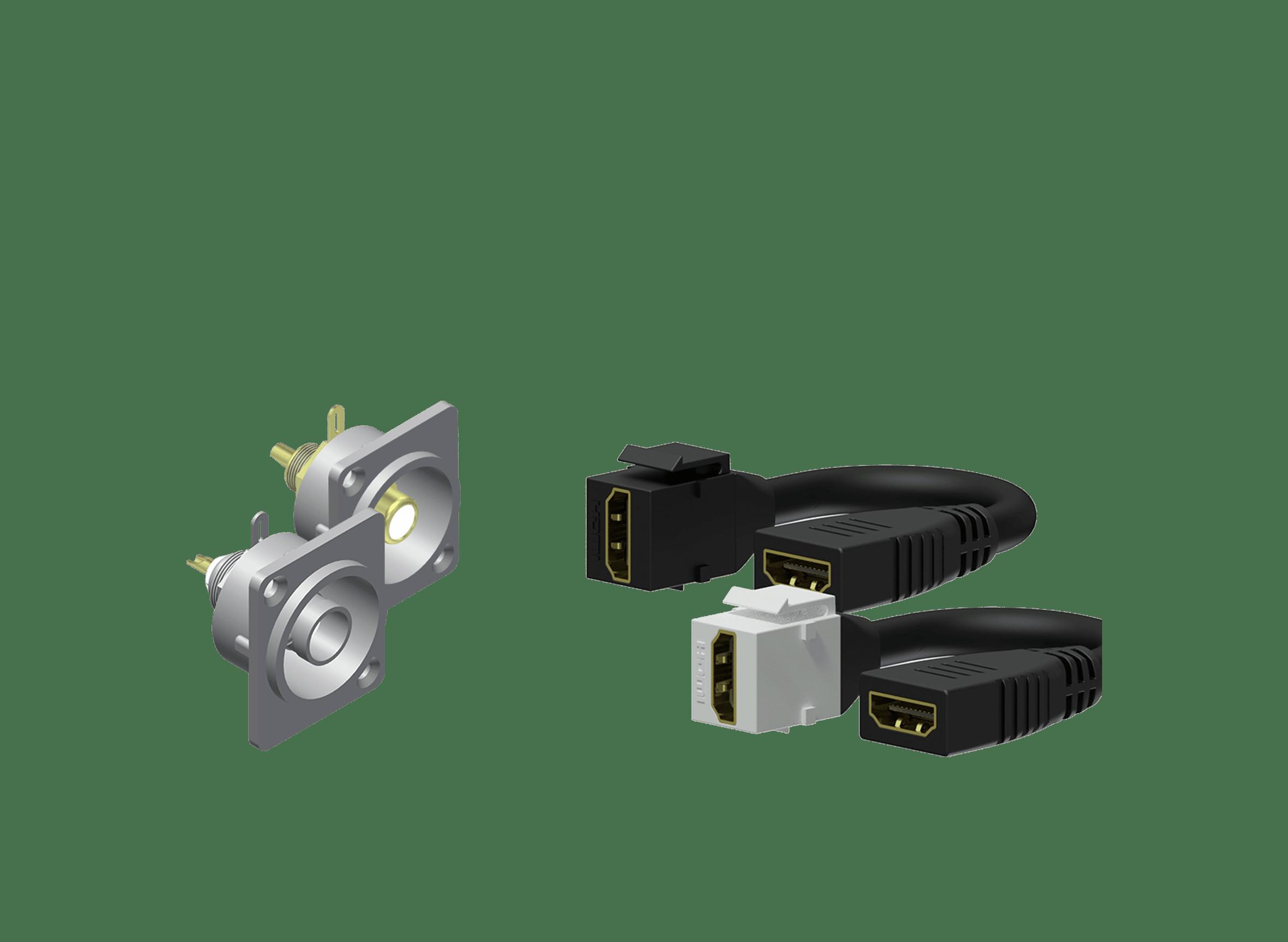 Video Connectors Procab