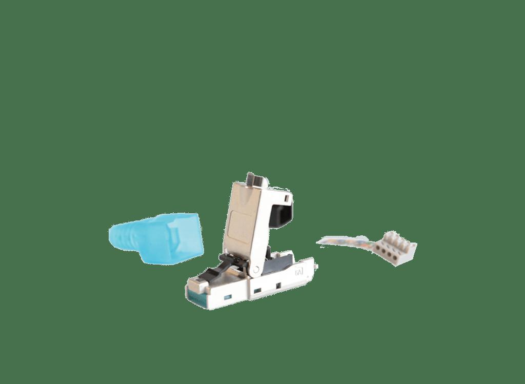 RJ45 Cable connectors -