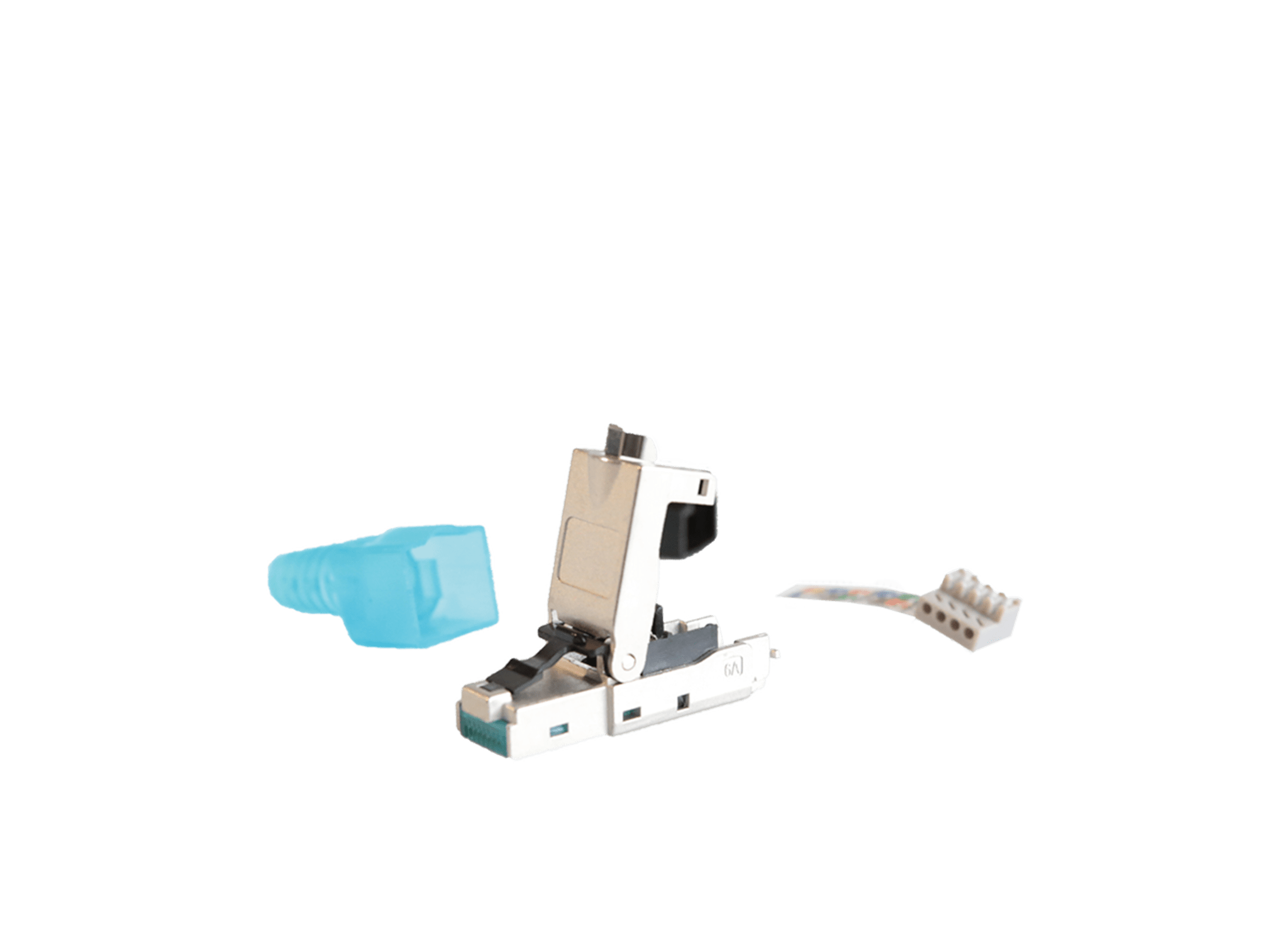 RJ45 Cable connectors -