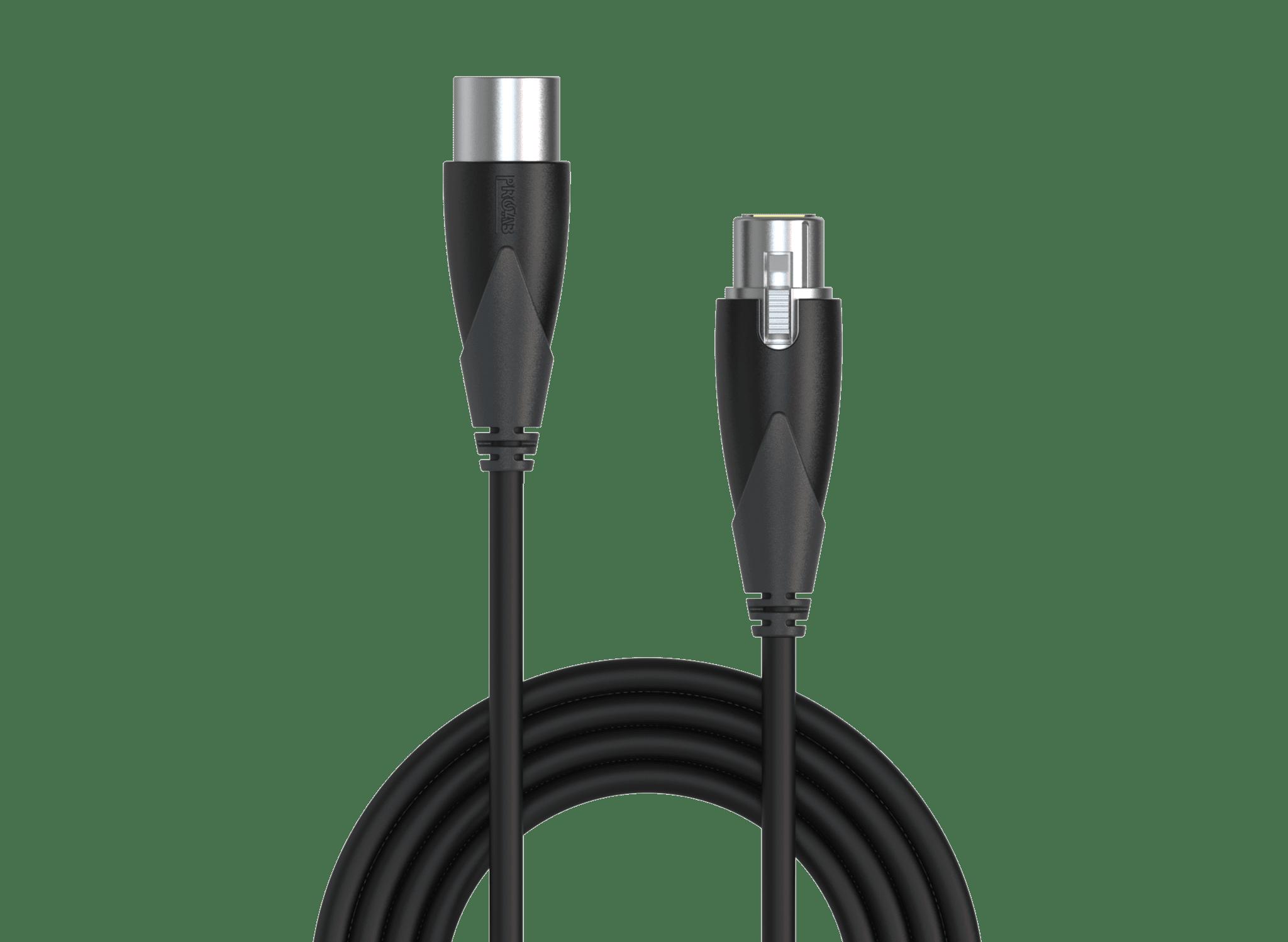 Digital DMX AES cables -
