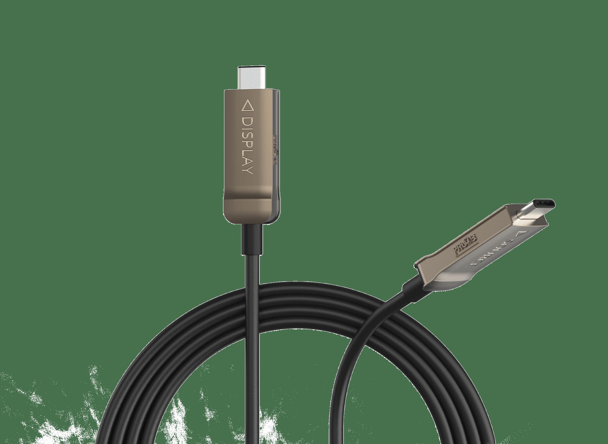 USB cables -