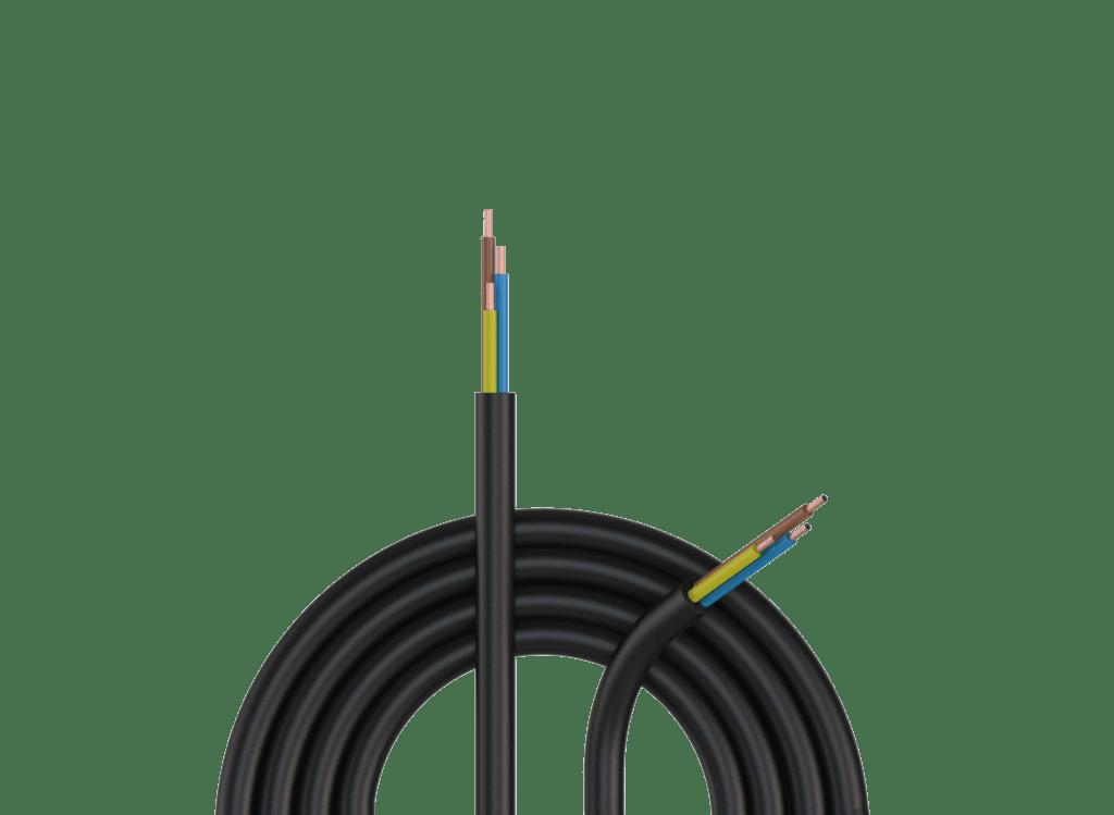 Bulk power cables -