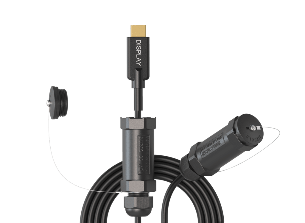 Video cables -