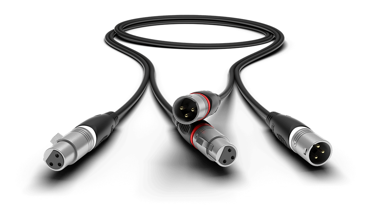 Audio signal cables -