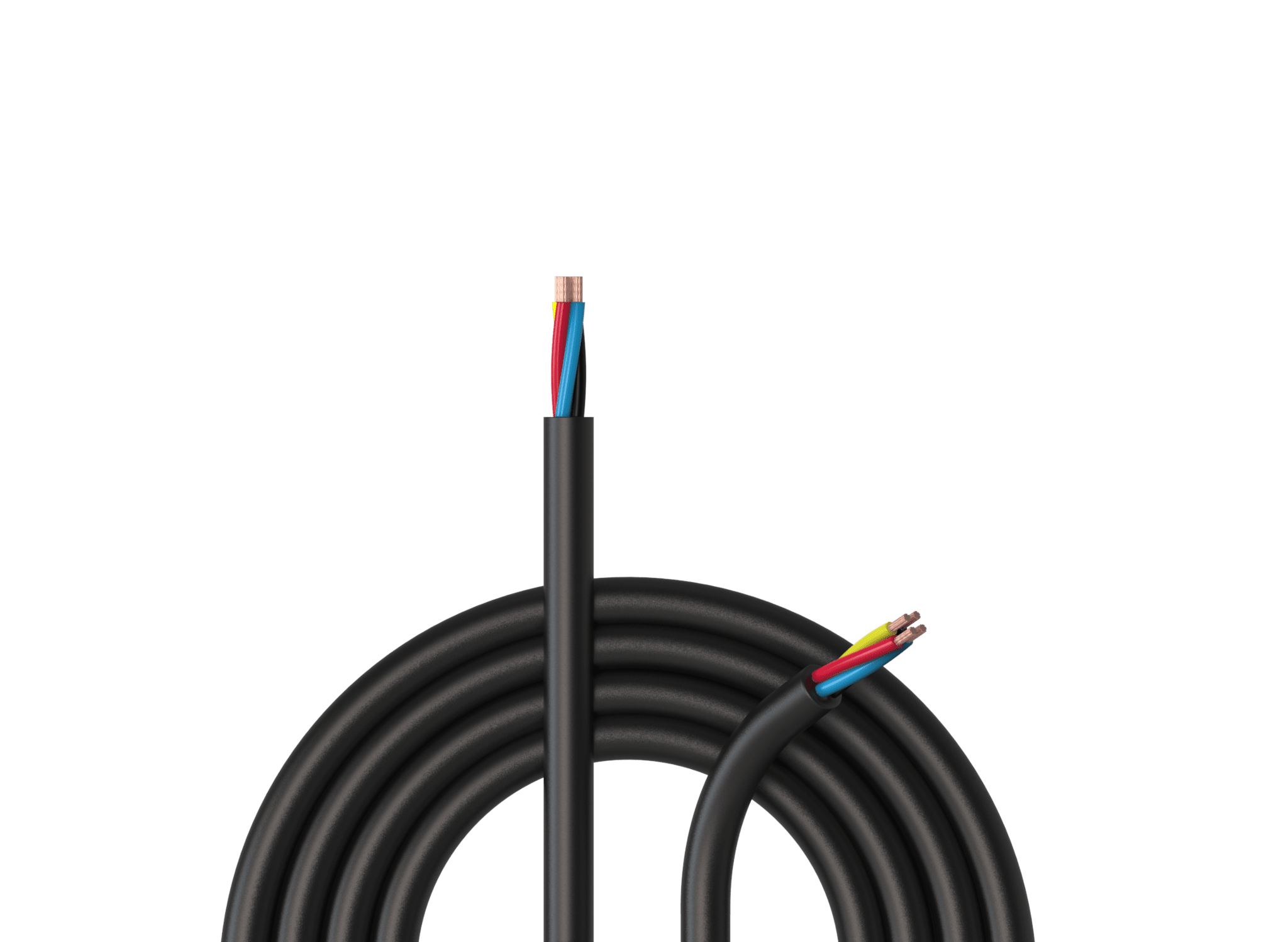 Speaker cables -