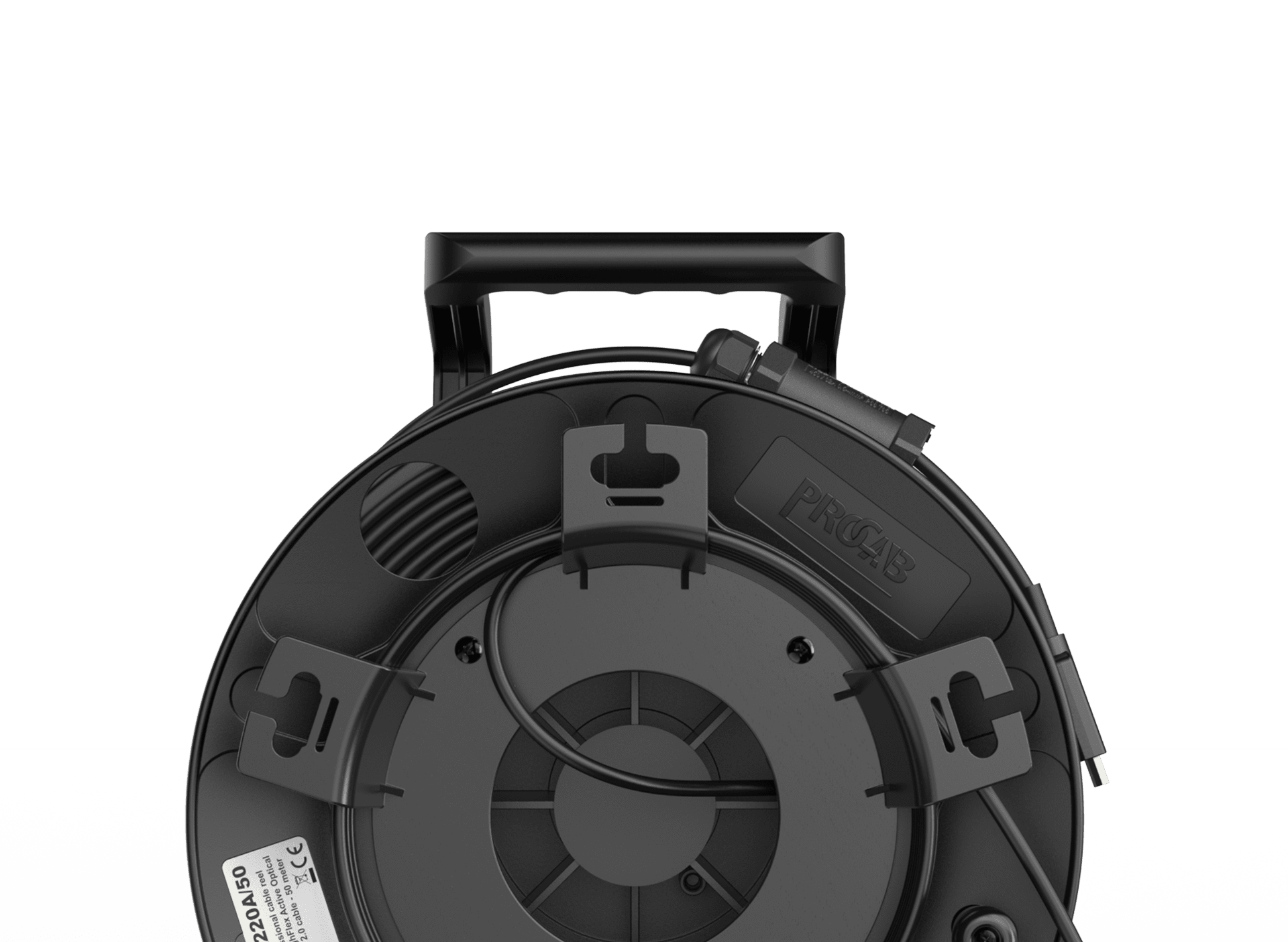Premade cable reels
