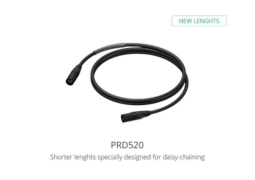 PRD520 New Lenghts